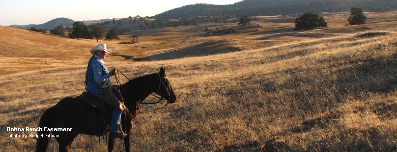 Bohna Ranch Easement