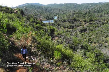 Stockton Creek Preserve Sierra Foothill Conservancy